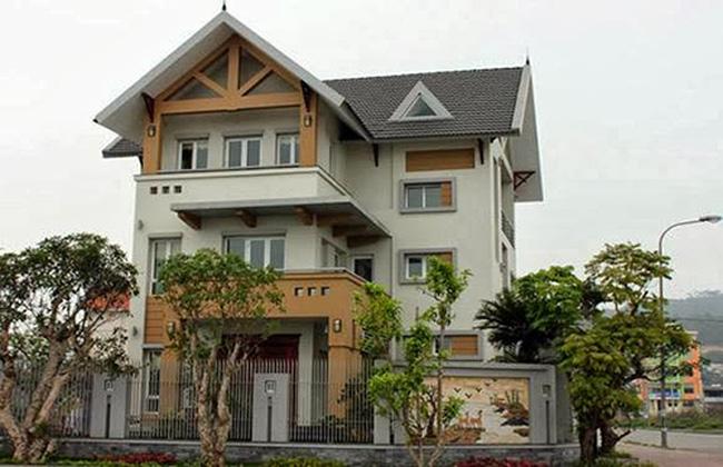 hình dáng ngôi nhà theo phong thủy