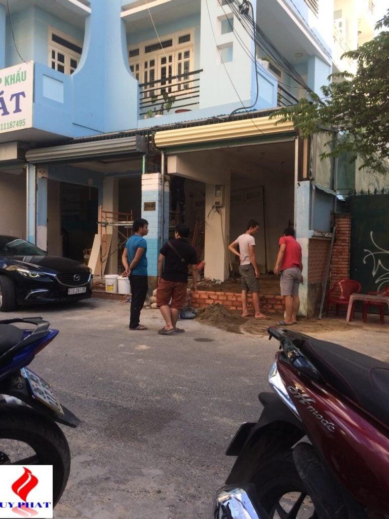 Dịch vụ sua nha tron goi quận Tân Bình