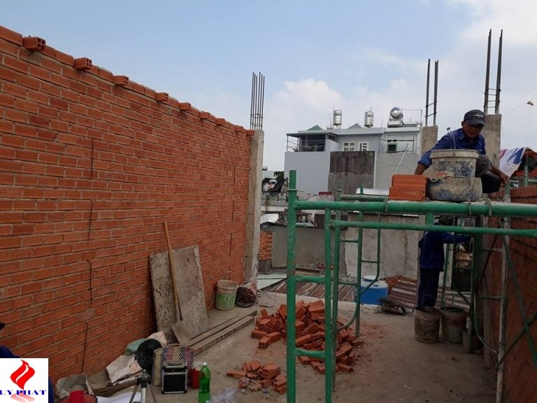 Dịch vụ sửa chữa nhà trọn gói tại tphcm