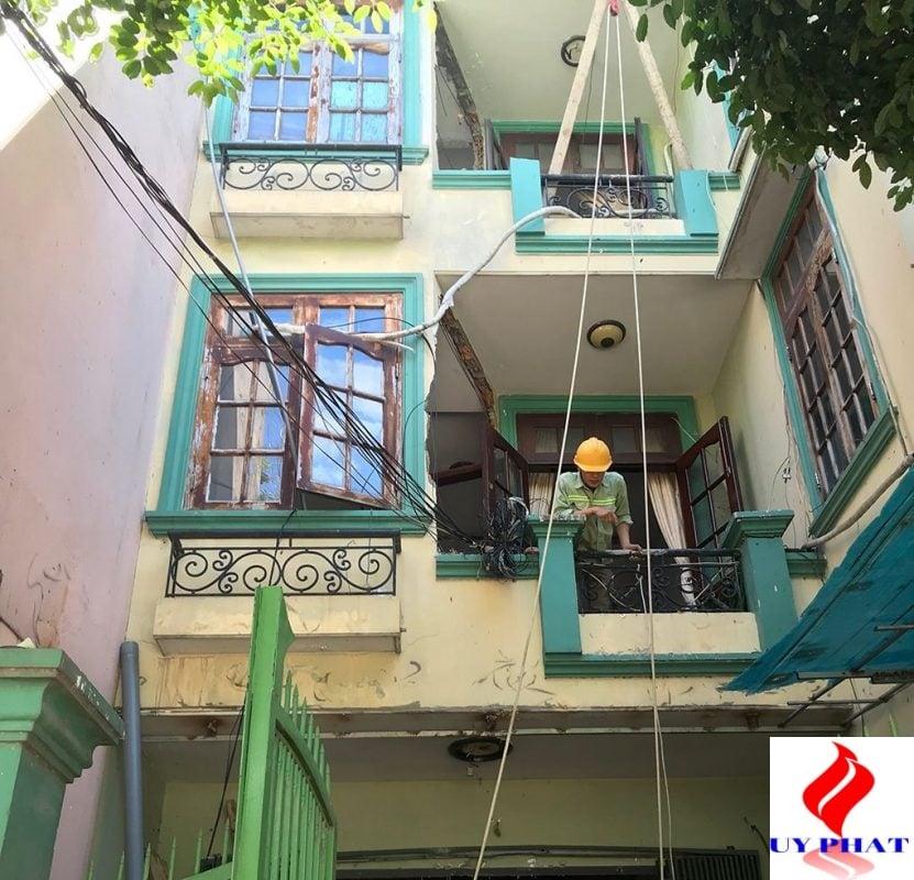 Công Ty sửa nhà trọn gói quận Bình Tân