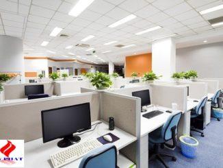 cải tạo trọn gói văn phòng