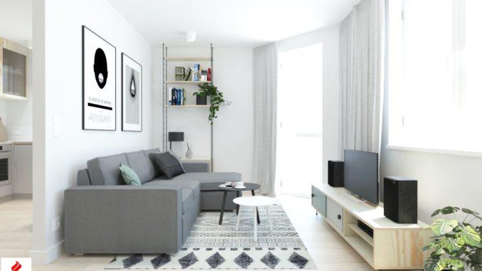 phương án cải tạo căn hộ chung cư cũ