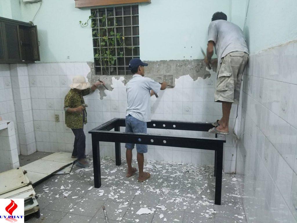 Sửa nhà giá rẻ trọn gói tại Gia Thịnh tiết kiệm chi phí và thời gian