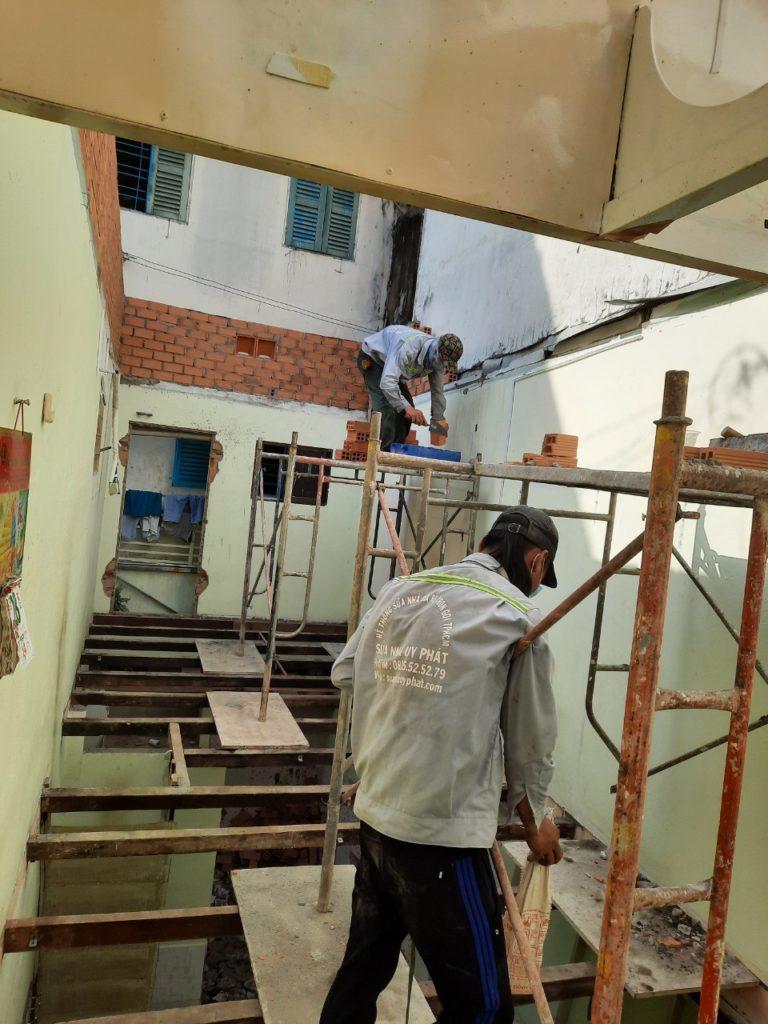 Sửa nhà Uy Phát - dịch vụ sửa nhà trọn gói